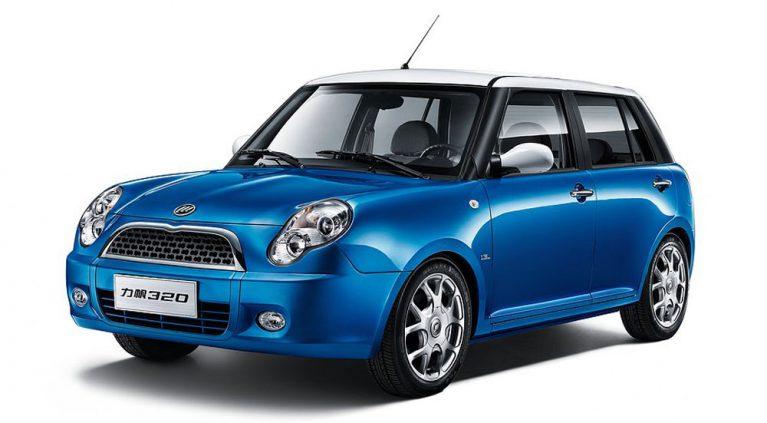 ¿Qué modelos de coche plagian estas 13 copias chinas?