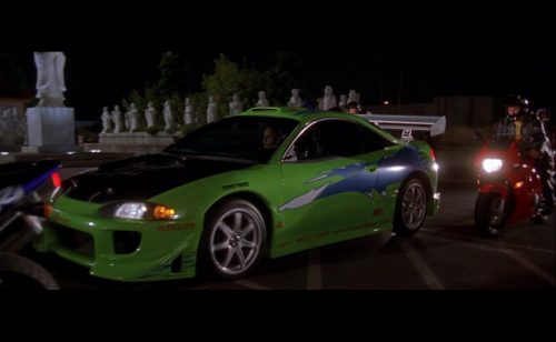 Mitsubishi Eclipse (The Fast and The Furious)