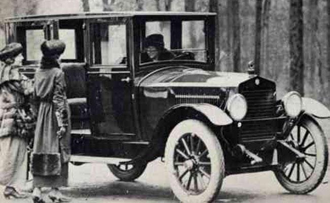 historia de la automoción