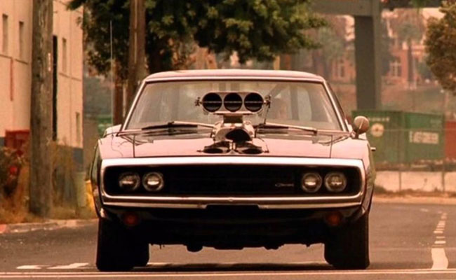 Dodge Charger (The Fast and The Furious)