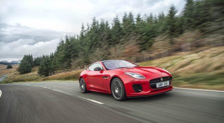 El Jaguar F-Type también puede ser un coche eficiente