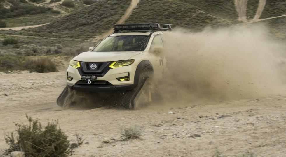 Nissan Trail Warrior Proyect