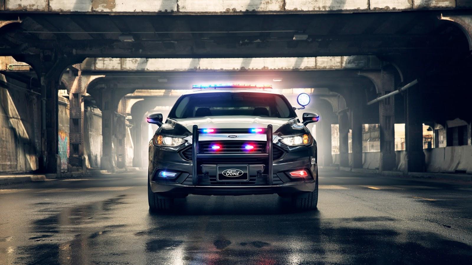 Ford Responder Hybrid Sedan