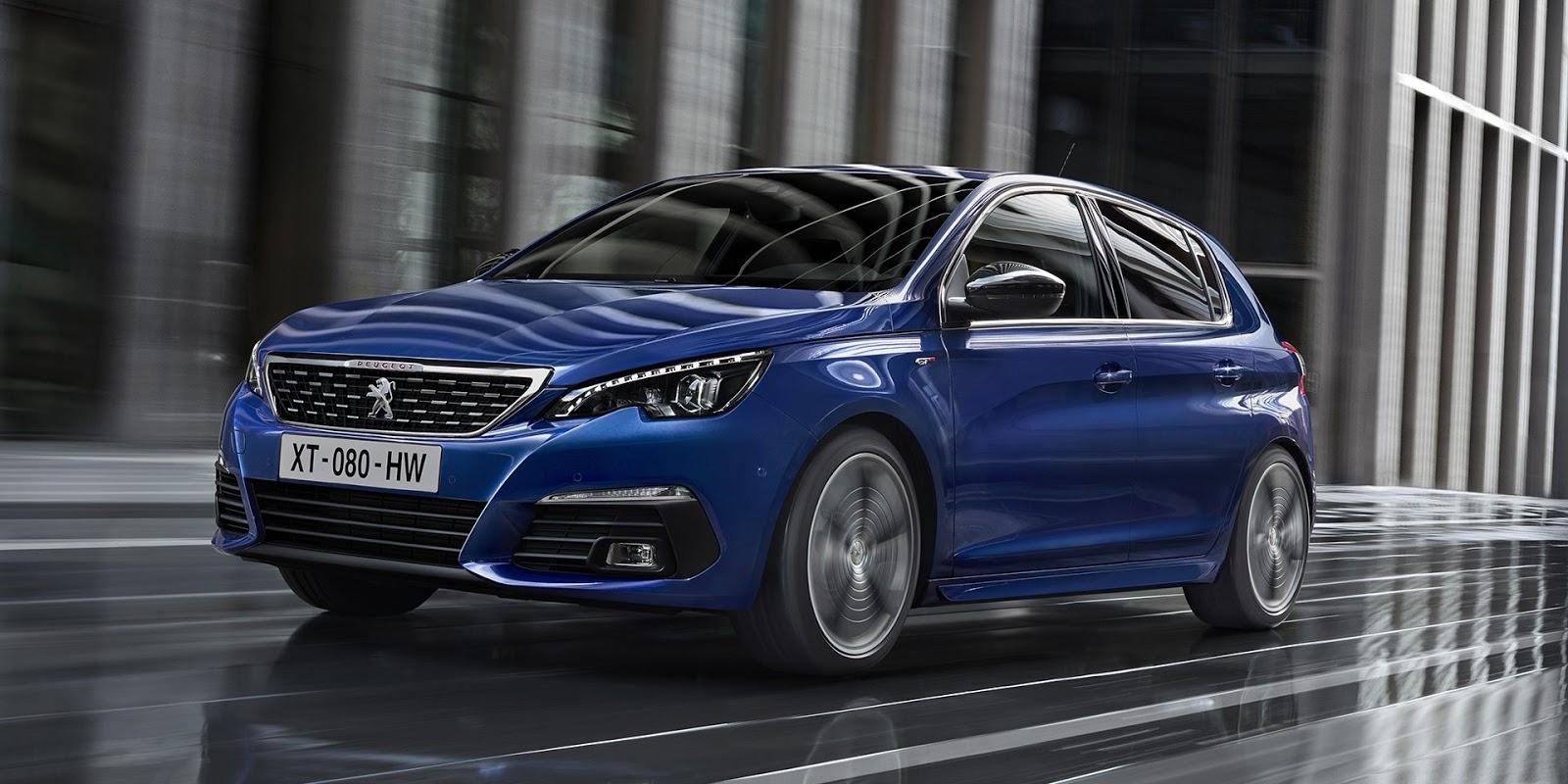 Peugeot 308: puesta al día con aparcamiento asistido incluido