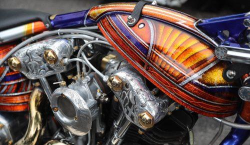Las mejores Harley preparadas de Europa
