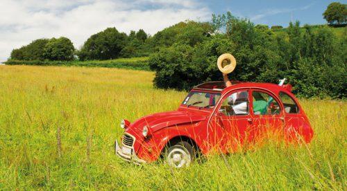 Un Citroën en la Muralla China y otros 13 hitos de una marca centenaria