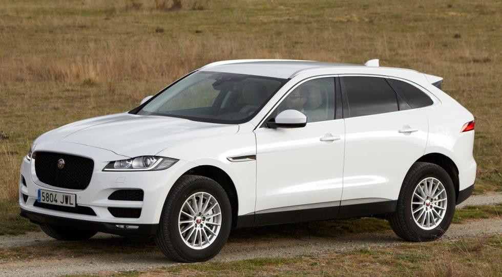 Cuatro SUV 'premium': imagen y diseño