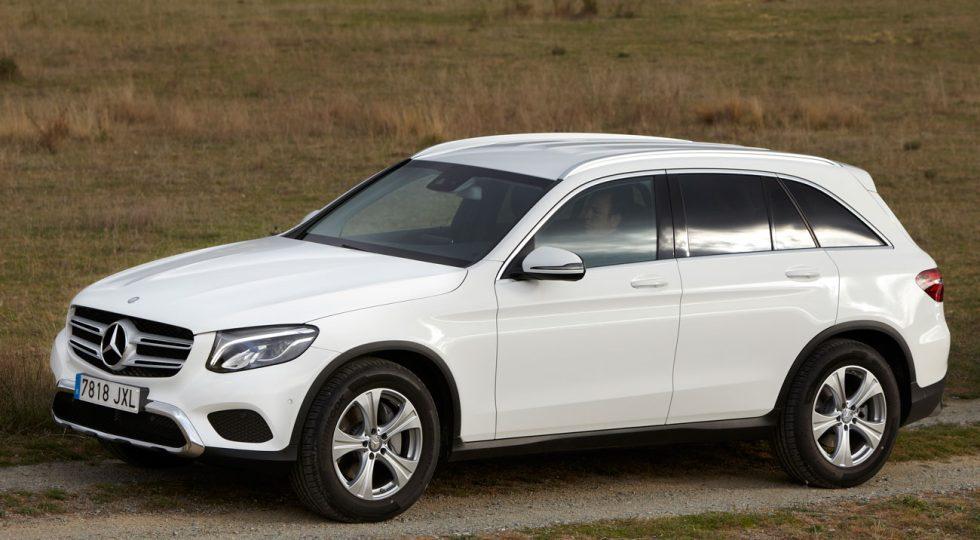 Cuatro SUV 'premium': conducción