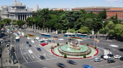 ¿Renunciarían los españoles a su coche en la ciudad?