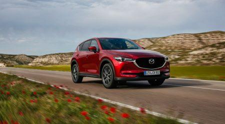 El Mazda CX-5, un SUV que pone rumbo a la categoría 'premium'