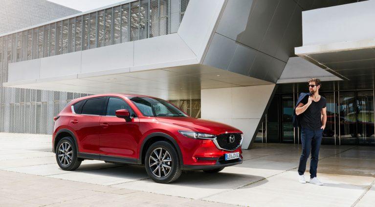 Nuevo Mazda CX-5: todas las imágenes
