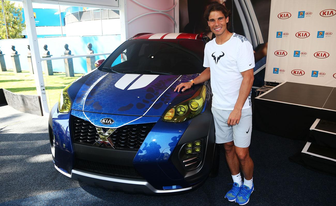 ¿Y cuántos coches ha vendido KIA gracias a Rafa Nadal?