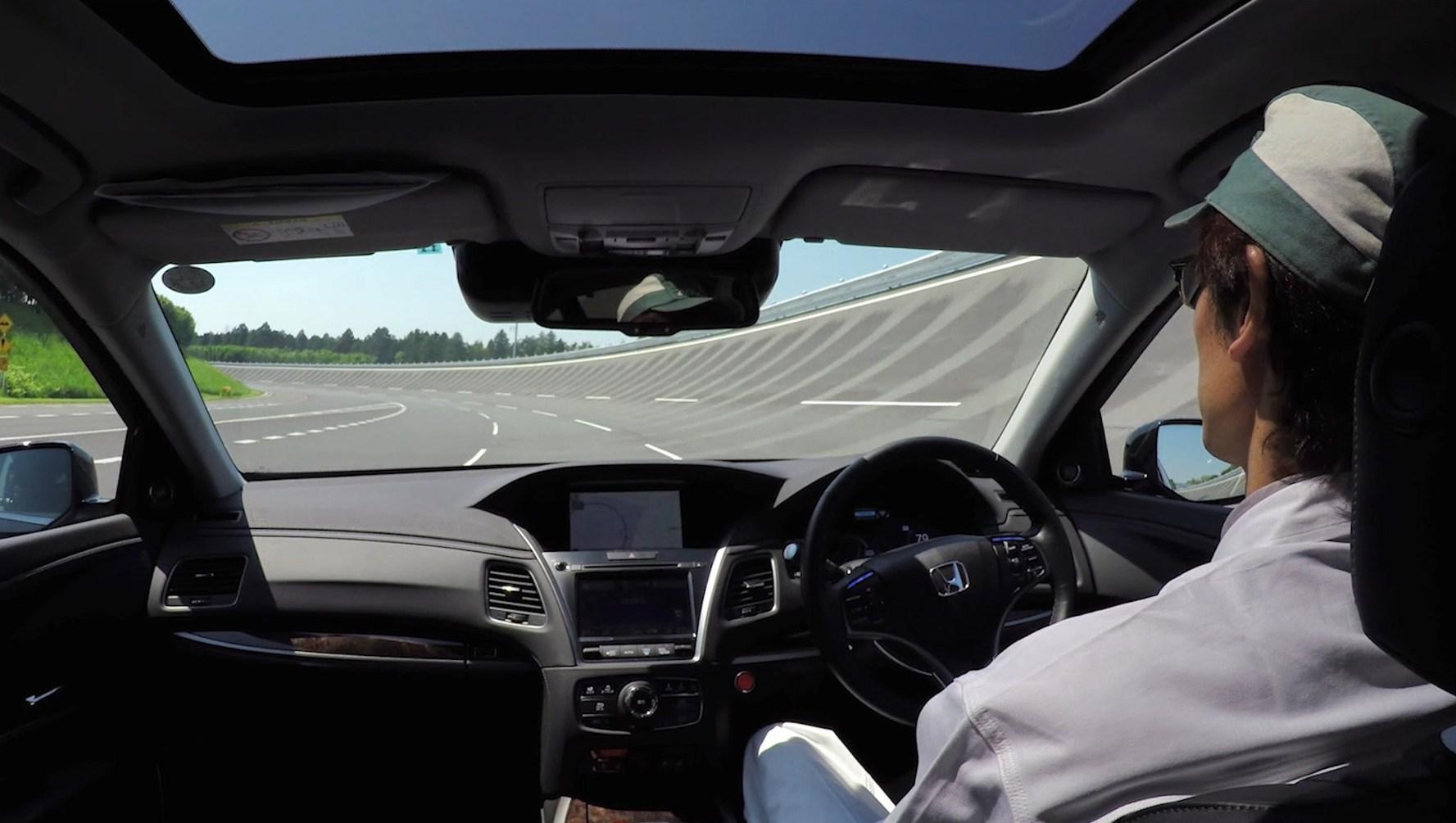 Honda tendrá coches totalmente autónomos en 2025