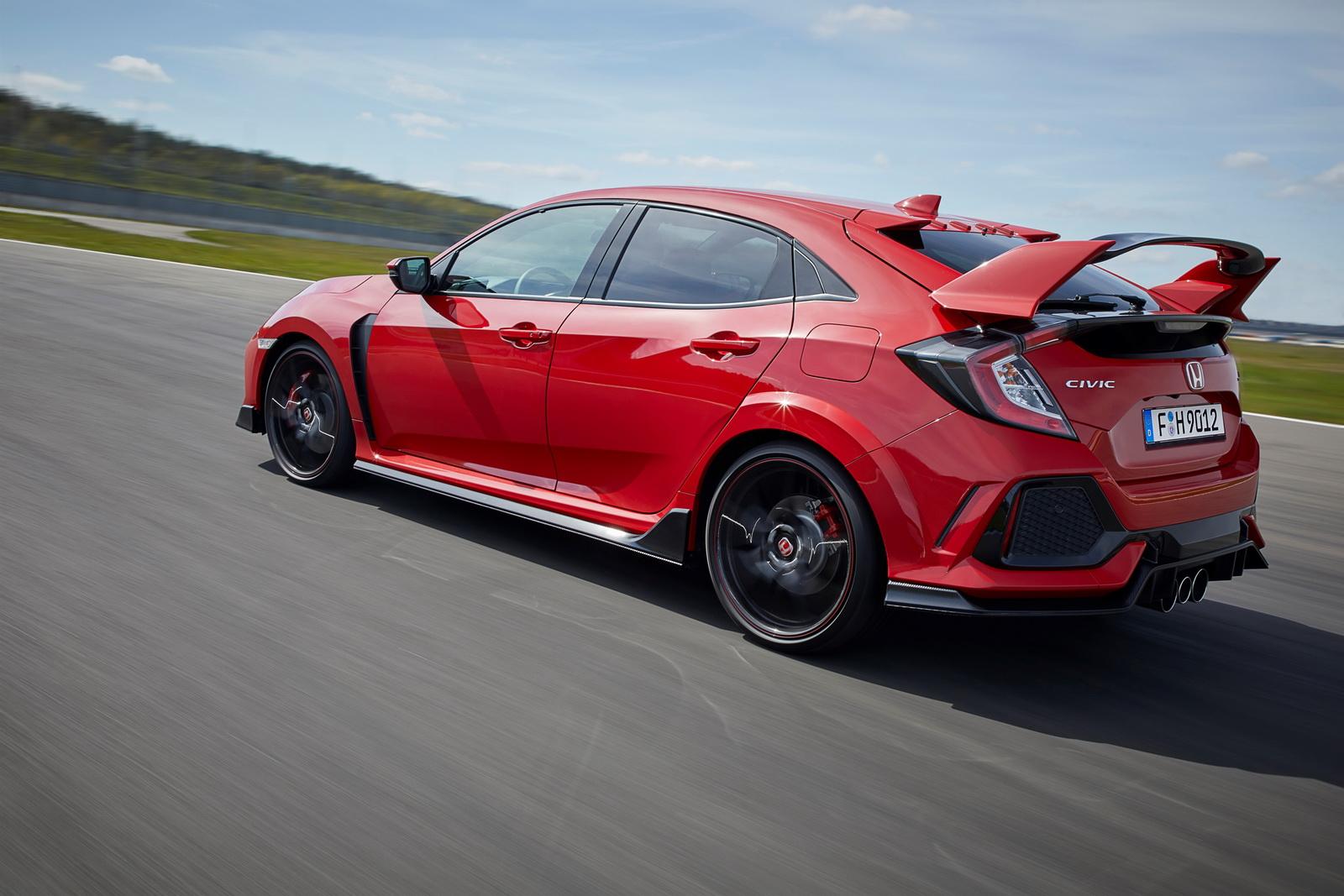 El Honda Civic Type R ya está listo: llega por 38.400 euros