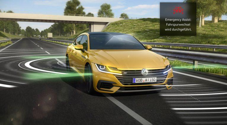 Nuevo Volkswagen Arteon: las mejores imágenes