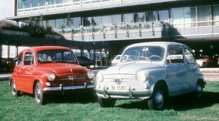 Los 60 años del Seat 600, en imágenes