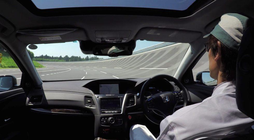 Honda coches autónomos 2025