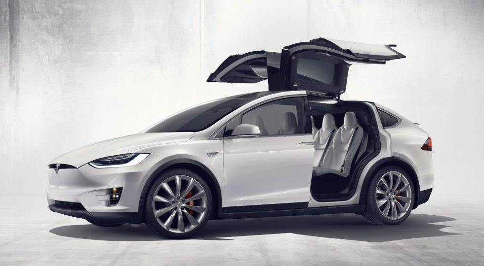 1. Tesla Model X: 3,2 segundos