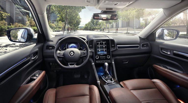 Nuevo Renault Koleos: las mejores fotos