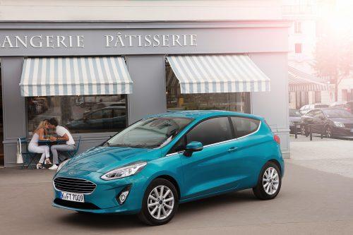 El nuevo Ford Fiesta, más dinámico y tecnológico que nunca