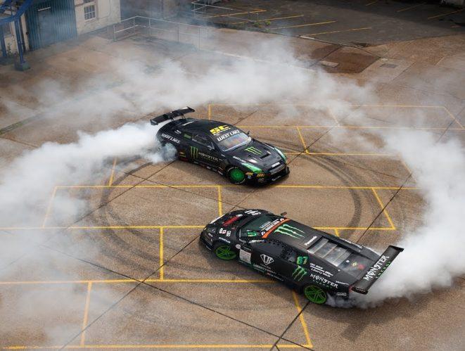 La batalla de drift definitiva (volumen 2)