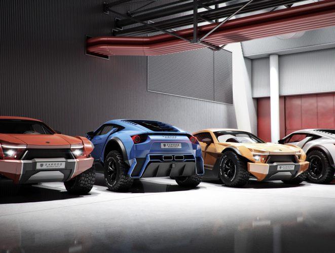 Zarooq SandRacer GT500