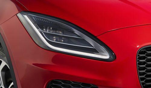 Así es el nuevo Jaguar E-Pace
