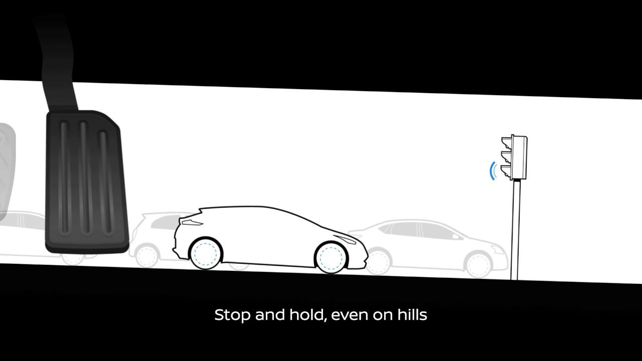 El Nissan Leaf acelera y frena con el mismo pedal