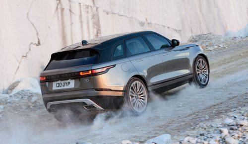 Range Rover Velar: las mejores imágenes