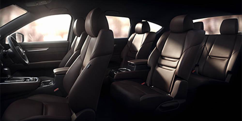 El Mazda CX-8 llega con seis o siete plazas