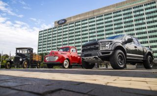 Ford 100 años pick-ups