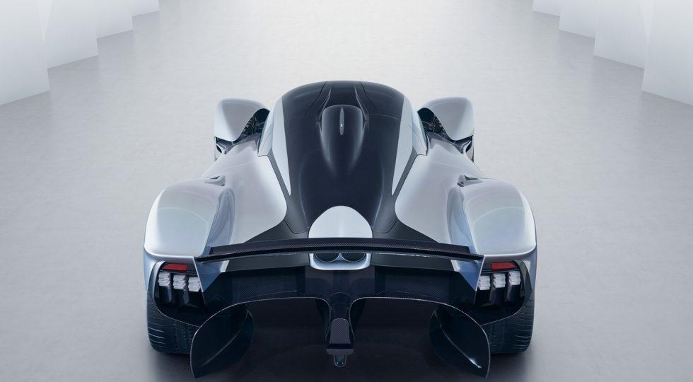 Aston Martin Valkirye