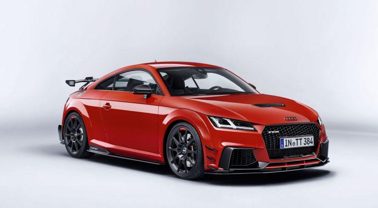 Audi TT y R8 Performance Parts