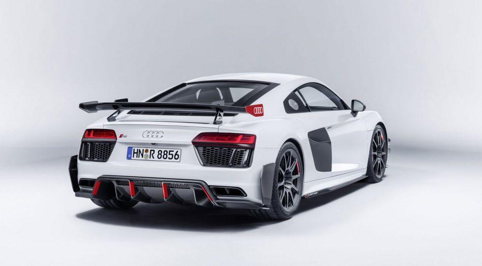 Audi R8 Audi Performance Parts