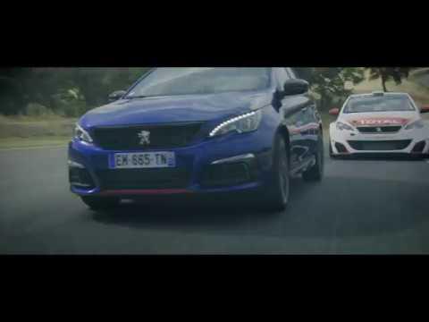 Peugeot 308 GTi vs. 308 Racing Cup: ADN compartido