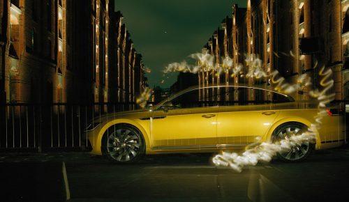 Así captura un fotógrafo ciego la esencia del Volkswagen Arteon