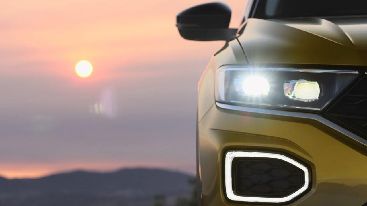 ¡Primer vistazo al nuevo Volkswagen T-Roc!