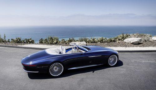 Vision Mercedes-Maybach 6 Cabriolet Concept