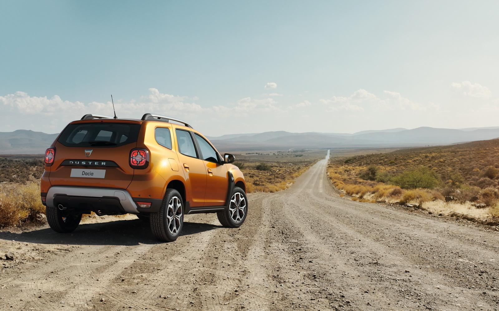 El nuevo Dacia Duster da un gran salto en diseño exterior