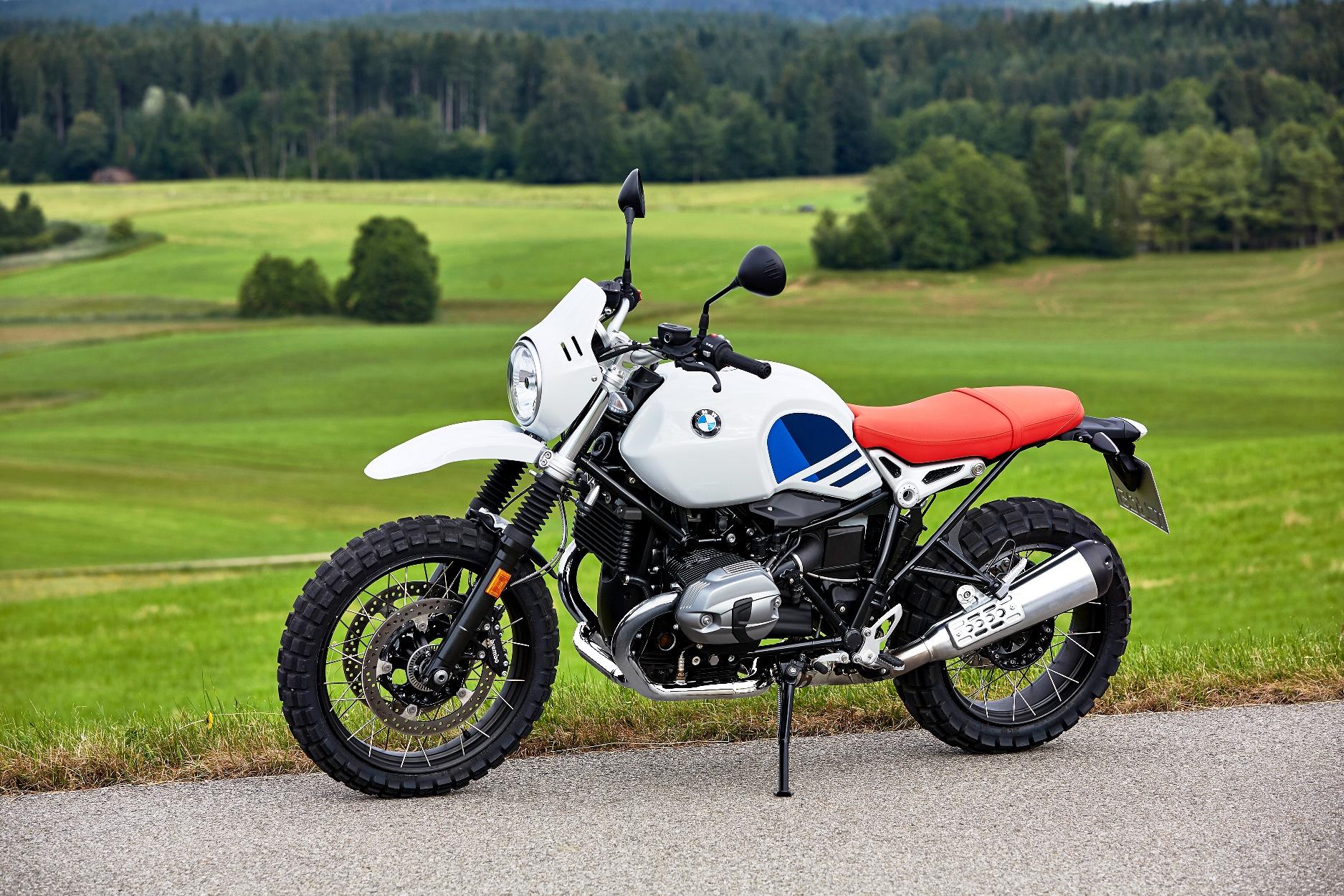 BMW Nine T GS