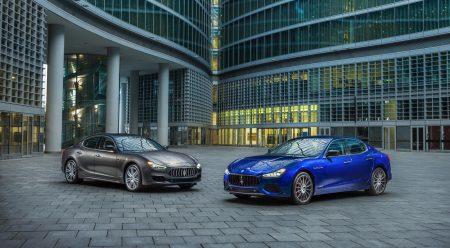 El Maserati Ghibli sube hasta los 430 CV