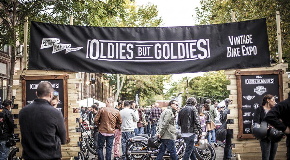 'OLDIES BUT GOLDIES' 2016