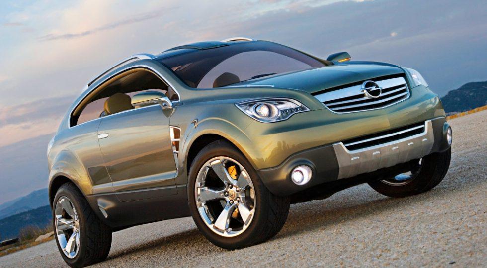 Opel Antara GTC Concept 2005