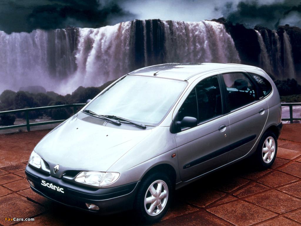 Renault Scénic 1996 Motor El País