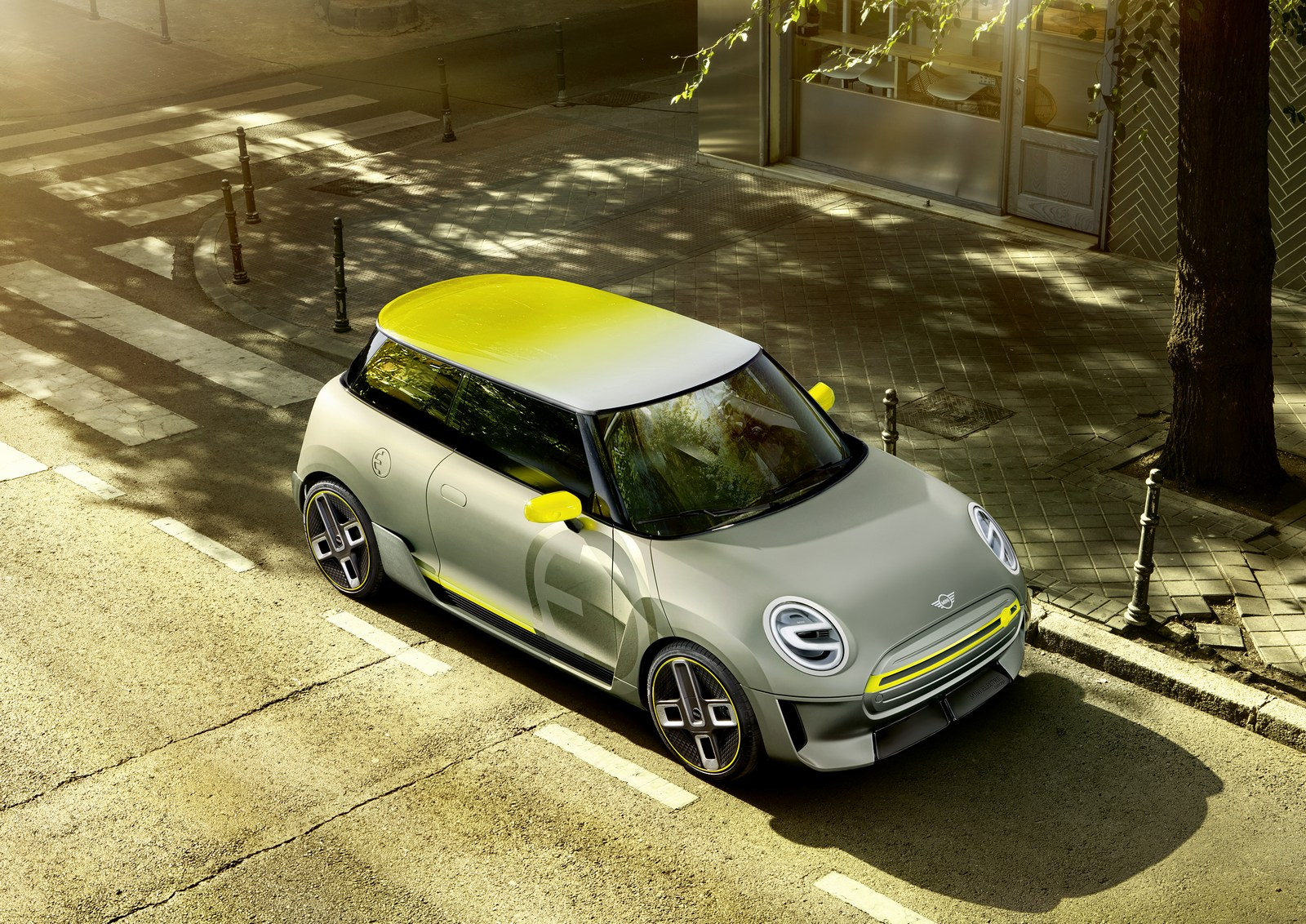 Mini Electric Concept: estará en la calle en 2019