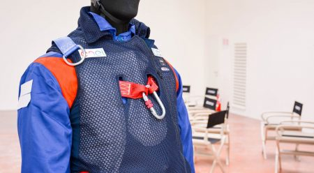 Safety Jacket: el airbag de las motos aplicado a la protección laboral
