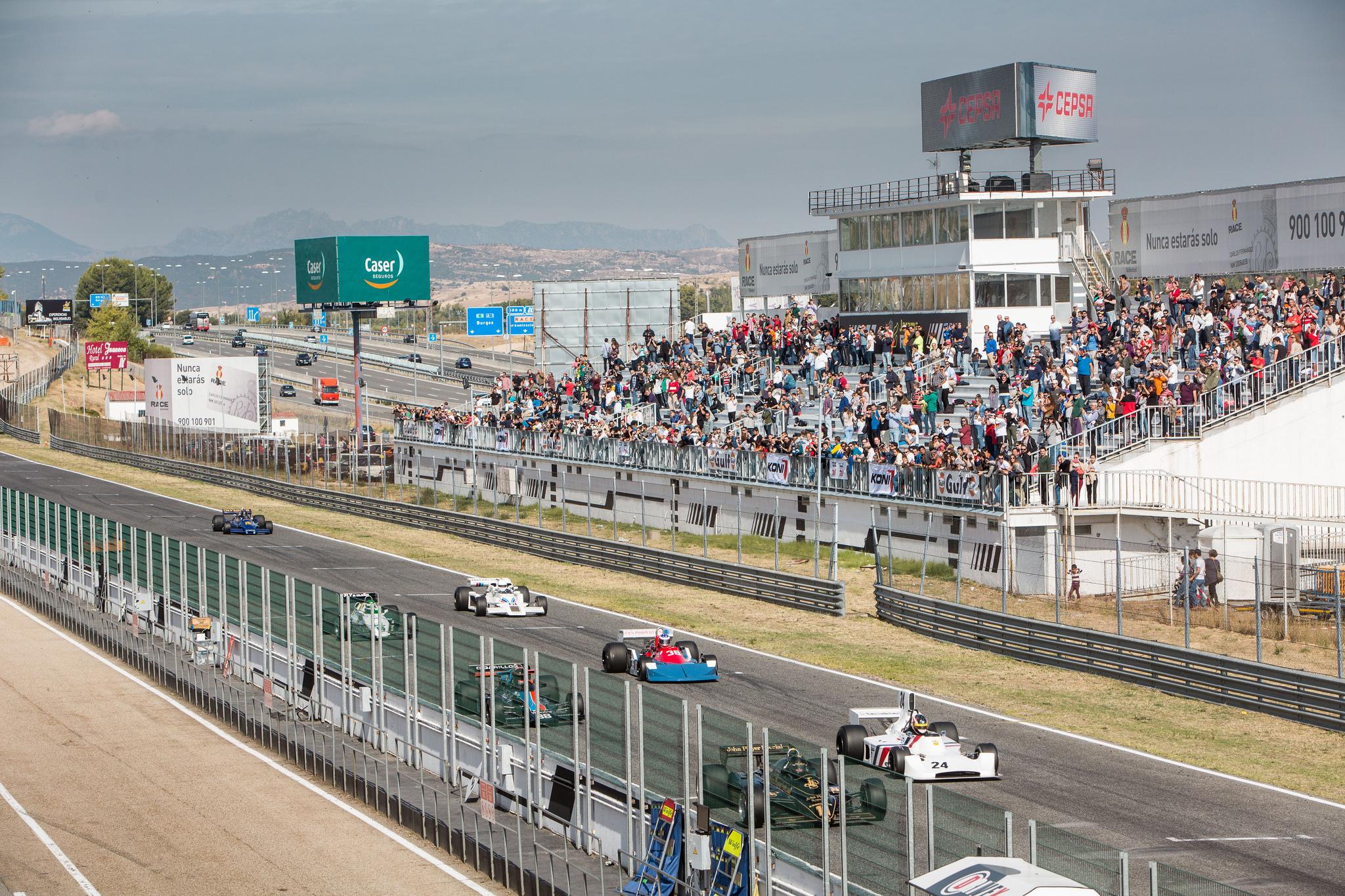 Circuito Jarama : El espíritu del jarama celebra los años del circuito