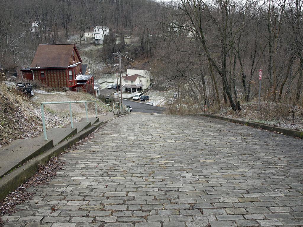 Las calles y carreteras más empinadas del mundo
