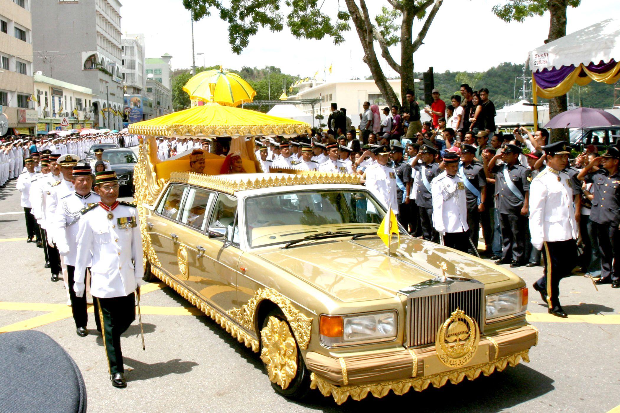 Hassanal Bolkiah, sultán de Brunéi