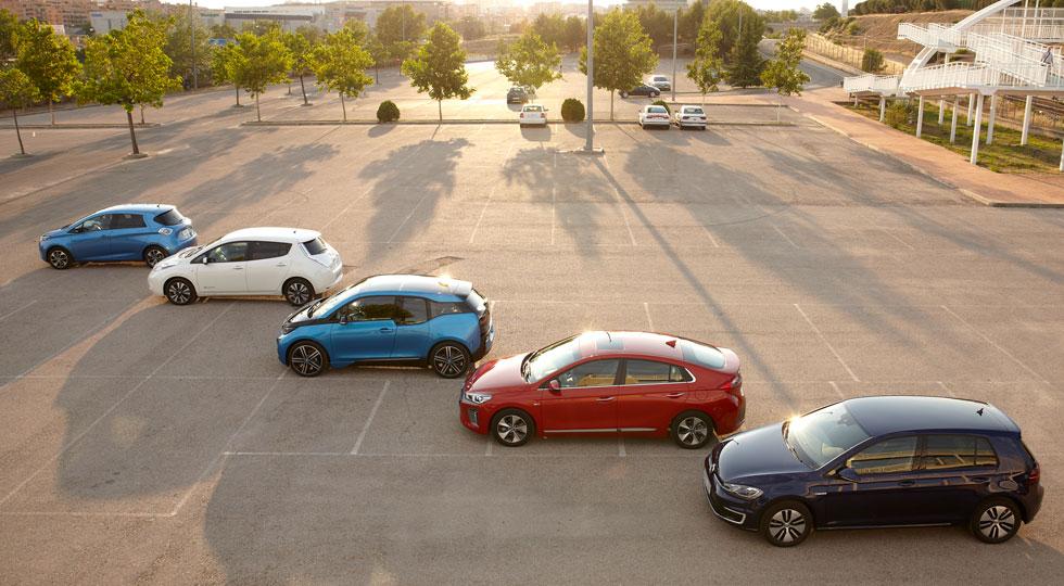 Los cinco eléctricos con mayor autonomía: rango de uso y eficiencia